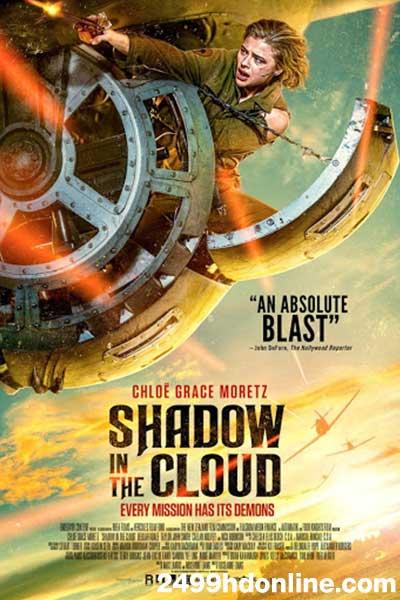 ดูหนัง Shadow in the Cloud
