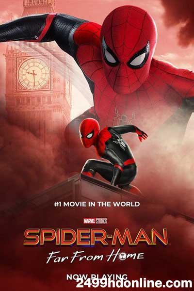 ดูหนัง Spider-Man Far From Home