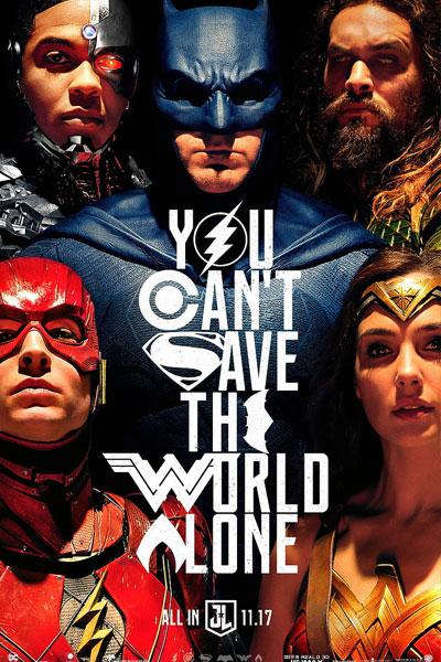 ดูหนัง Justice League