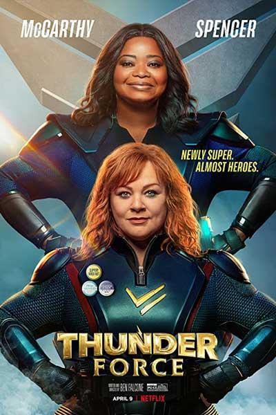 ดูหนัง Thunder Force